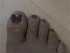 Le pied égyptien