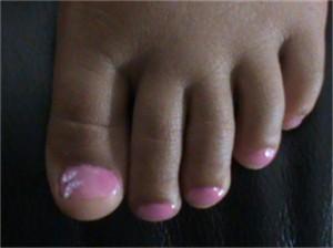 Le pied grec